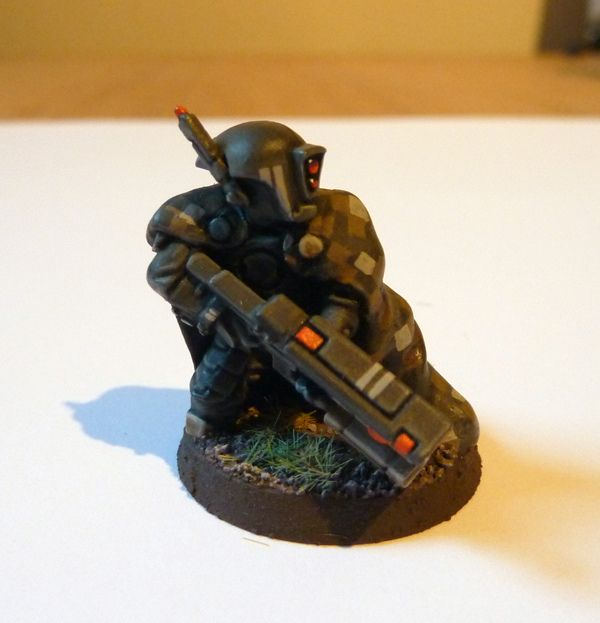 Custom Tau Pathfinder | Flickr - Photo Sharing!