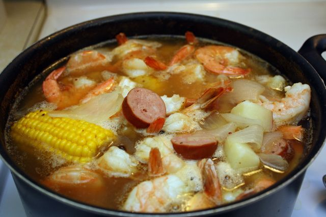 A favorite at our house is low country boil.  I'm sure many of you have had it but, I'm going to give you my version.  Plus, seeing as it's still in the 30-40 degree range here in…
