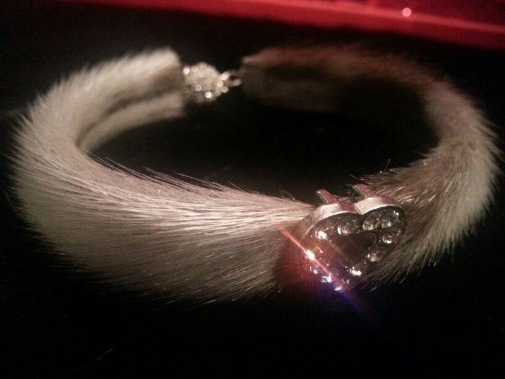 Love our sealskin bracelets