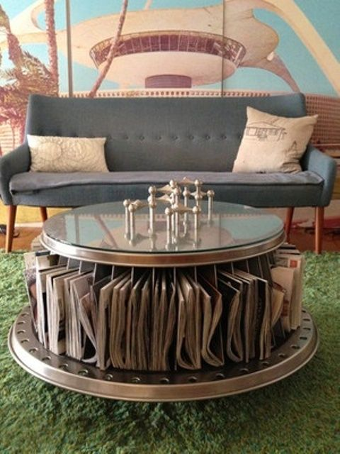 44 inspiring midcentury modern coffee tables 44 inspiring mid century modern coffee tables with round glass table and grey sofa and brown