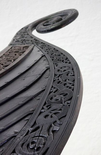 viking ship carvings - Google Search