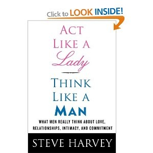 interesting and quite amusing read: Act Like a Lady, Think Like a Man