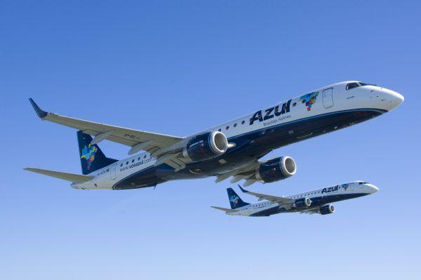 Azul confirma voo internacional entre Cuiabá e Bolívia em 2016