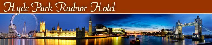 Hyde Park Radnor London bed and breakfast Hotel - Special offers
