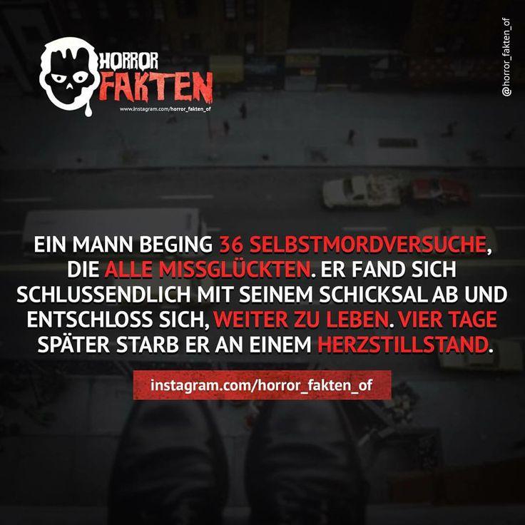 #horrorfakten #fakten #textgram…