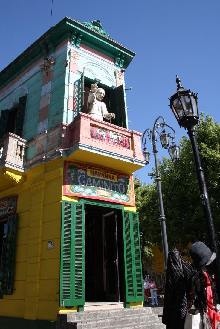 Caminito em Buenos Aires, Argentina - Blog Sabaticando em Dublin