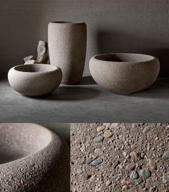 Site Furnishings and Precast Concrete Landscape Amenities