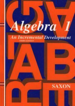 20 best saxon math phonics images on pinterest saxon math saxon algebra 1 student text fandeluxe Image collections