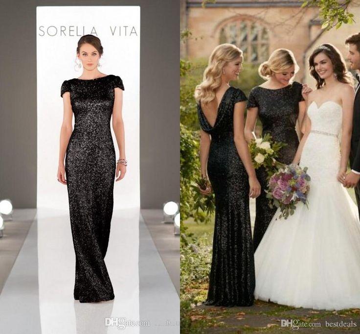 40 best Rose Gold/Gold/Champagne sequins dresses images on Pinterest ...