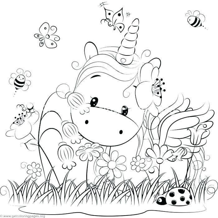 Cute Dibujos De Unicornios Para Colorear Gratis 52 For Child With