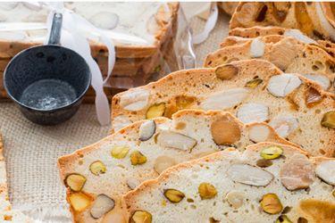 Almond bread or biscotti – Recipes – Bite