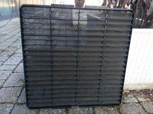 Pulizia dei filtri dell'impianto d'aria condizionata
