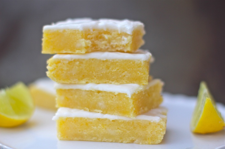 She says the best lemon dessert The east side baker... Made these last week, sooo good! Definitely will make them again