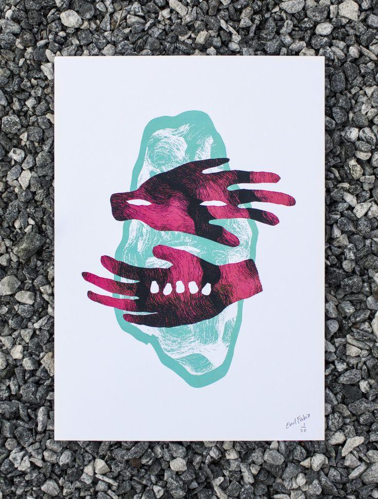 Textures and Gestures - Emil Fabio