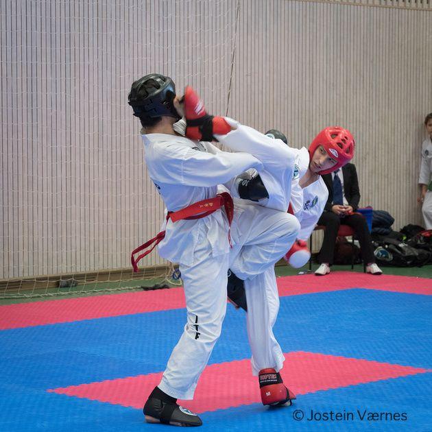 Midtnorsk mesterskap 23 april.2017