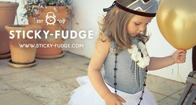 Sticky-Fudge S/S '13/14 Collection #girls #fashion #trendy #party #tutu #occasion #princess