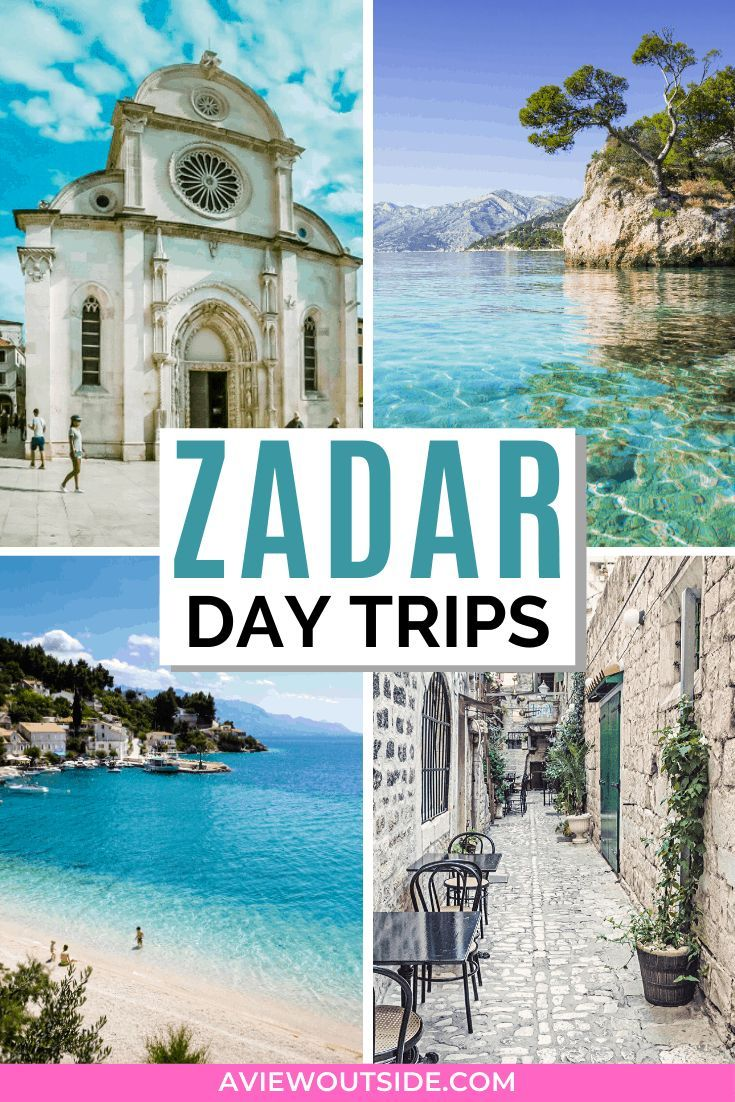 The Most Incredible Day Trips From Zadar Croatia In 2020 Croatia Travel Day Trips Croatia Travel Beaches