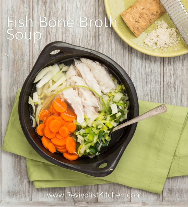 17 best images about all about bone broth on pinterest for Fish stock recipe