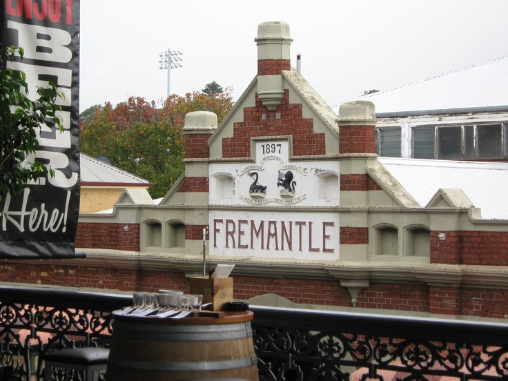 Fremantle.. The best town