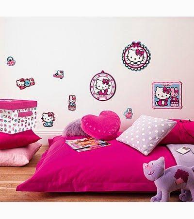 1000 ideas sobre habitaciones de hello kitty en pinterest for Imagenes de habitaciones decoradas