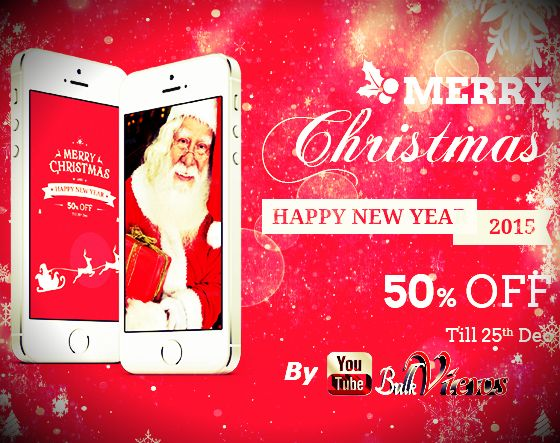 #Christmas #Offers By Youtubebulkviews.com UpTo 50% OFF: https://www.youtubebulkviews.com/christmas-offers/ #xmas #ChristmasCountdown #newyear