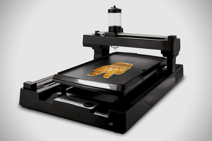 PancakeBot  3D Food Printer       >>>>> Buy it now   http://amzn.to/2cMDRRM