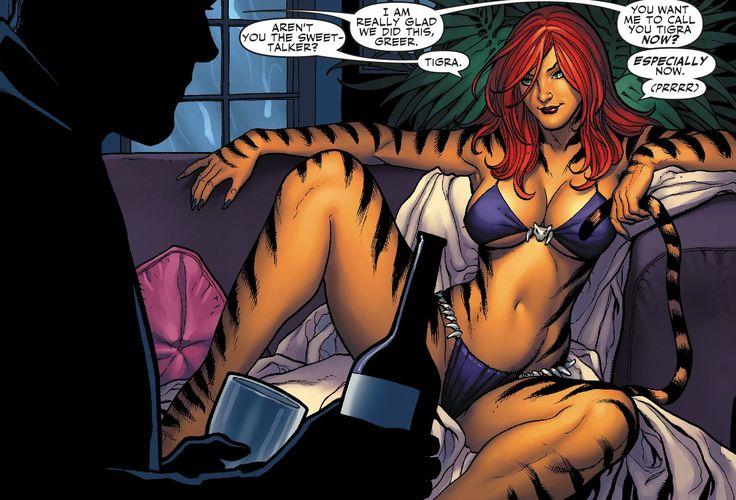 Tigra Mighty Avengers #3
