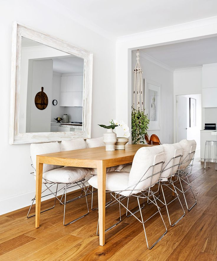 86 Best Images About DINING On Pinterest Black Chairs Wooden Dining Tables