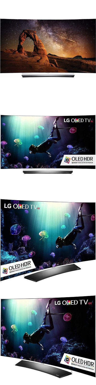 electronics: Lg Oled55c6p 55-Inch 4K Uhd Hdr Smart 3D Oled Tv Open Box 1 Year Warranty -> BUY IT NOW ONLY: $1349 on eBay!