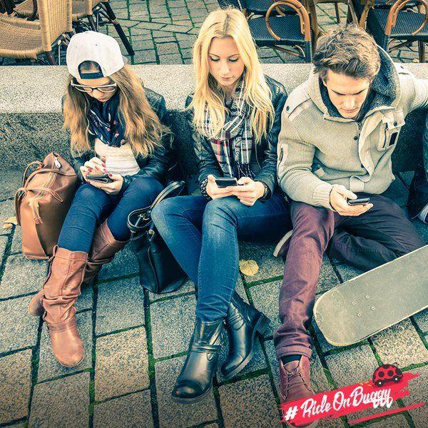 ¡Descarga ahora la app de transporte urbano de la que todo mundo está hablando! #BuggyRides #YoUsoBuggy #CDMX  buggyrides.com