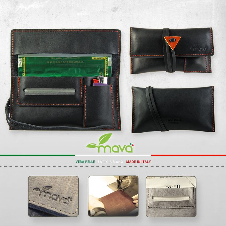 SMOKING ACCESSORIES TOBACCO ROLLING CASE  YOUR NEXT BLACK TOBACCO POUCH! #tobaccopouch #rollingtobacco #smokingtobacco BLACK LEATHER CASE LEATHER CRISTHMAS GIFT HANDMADE CASE WOMEN GIFT IDEA GIFT FOR HIM MEN ACCESSORIES LEATHER TOBACCO CASE
