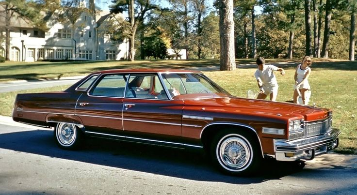 1975 Buick Electra 225 4 dr. hdtp Maintenance/restoration of old/vintage vehicles: the material for new cogs/casters/gears/pads could be cast polyamide which I (Cast polyamide) can produce. My contact: tatjana.alic@windowslive.com
