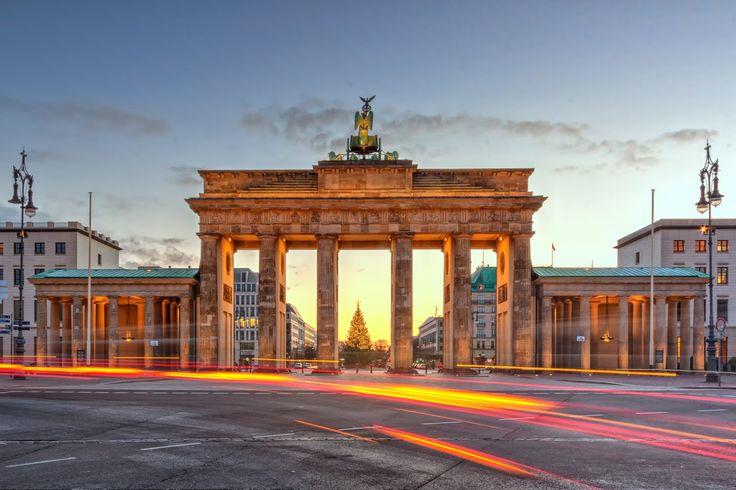 Berlin Germany in 4K | Берлин Германия в 4K