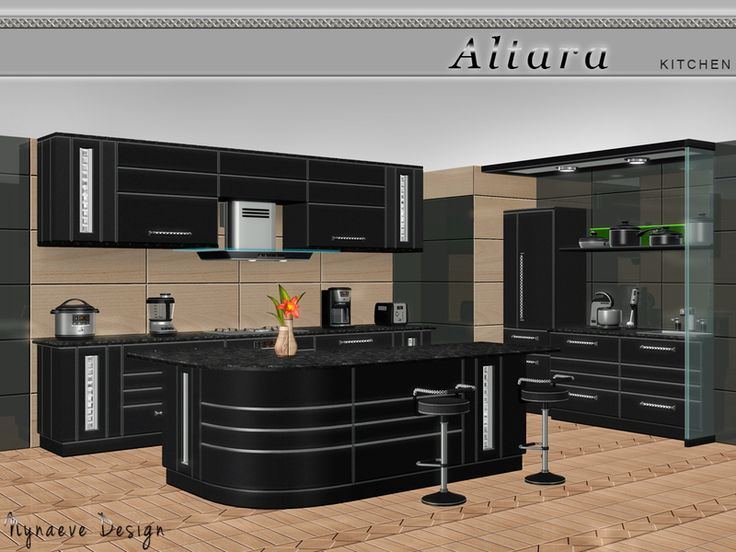 17 best images about los sims 3 cc on pinterest lace for Cc kitchen cabinets