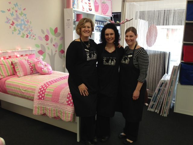 If you havent yet been to the most divine store in Adelaide, SA, then you must visit Out of the Cot & these super lovely ladies!!