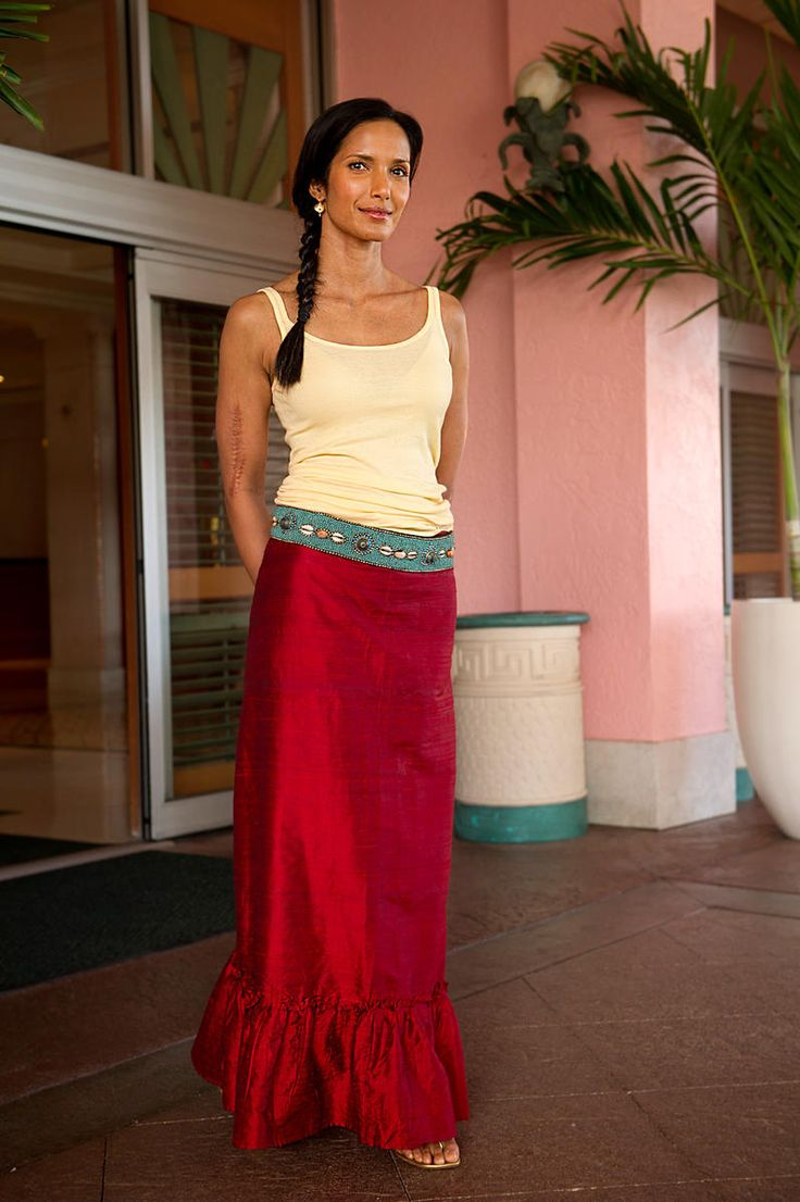 Padma Lakshmi Through The Years
