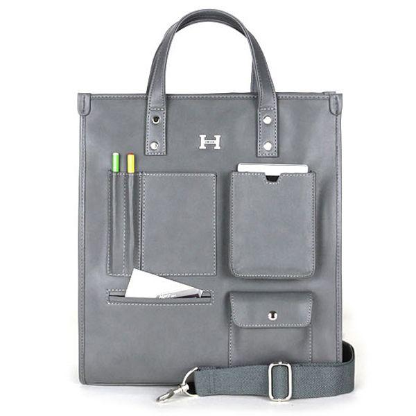 Multi Pocket Bag for Men Tote Bag Messenger Bags Herz 723 (6)