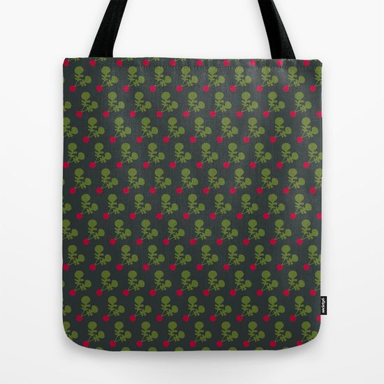 Vegetable Medley Tote Bag by Veronica Galbraith #society6 #ToteBags #SurfaceDesign #SurfacePatternDesign #PatternDesign