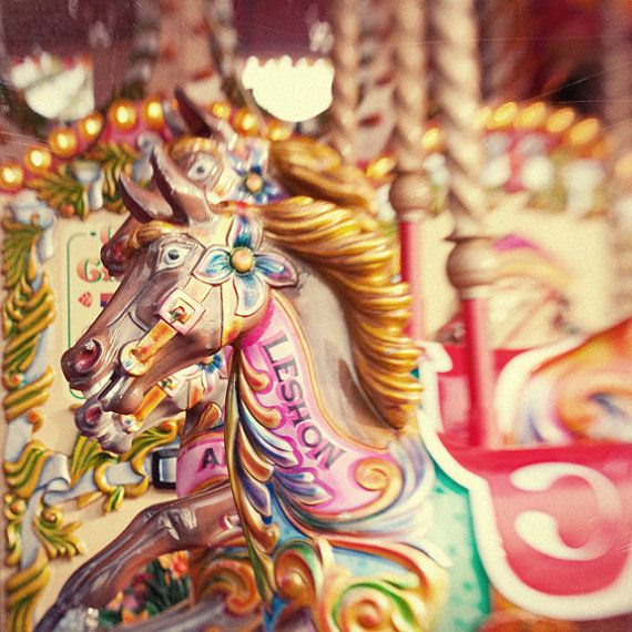 The carousel is always spinning...