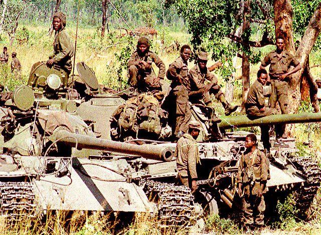 angola war   ANGOLA WAR 1992