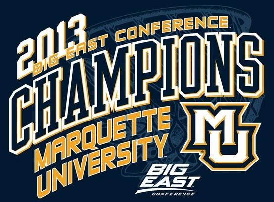 Marquette University - Champions.