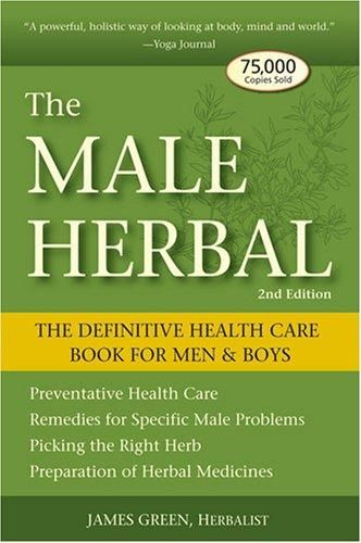 The Male Herbal by James Green