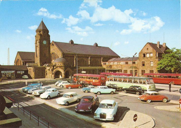 Giessen, Hauptbahnhof
