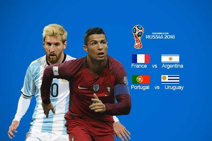 World Cup 2018 Live Messi Ronaldo On Sony Sonyliv As Eliminations Kick Start World Cup 2018 Messi