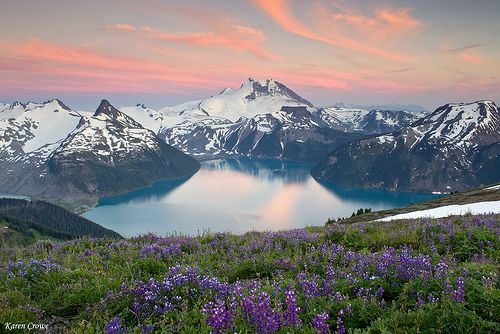 Garibaldi Lake from Panorama Ridge photo by weekends_with_marmots