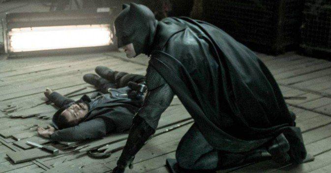 Batman v Superman: Dawn of Justice - Ben Affleck Batman