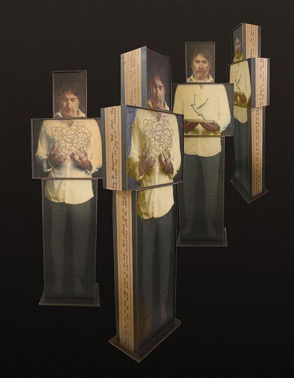 Judith Kindler on Exhibit:  E V I D E N C E