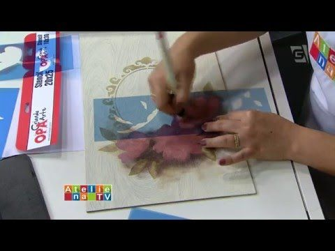 Stencil OPA - 08/10/15 - Mayumi Takushi - Topiaria - YouTube