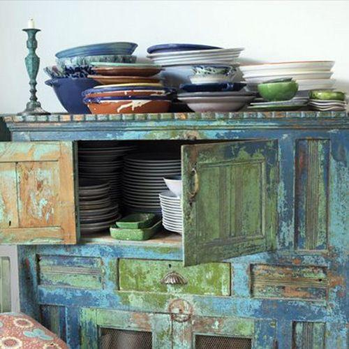 95 best images about muebles on pinterest furniture - Restauracion muebles vintage ...