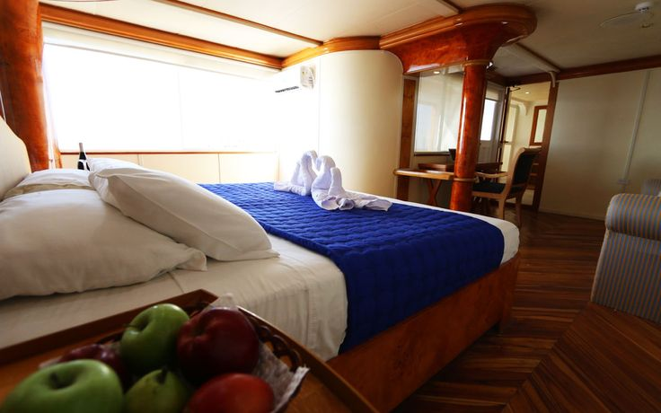 Millennium Yacht - Galapagos Islands Cruises and Tours - Yacht First Class for the Cruises in the Galapagos Islands